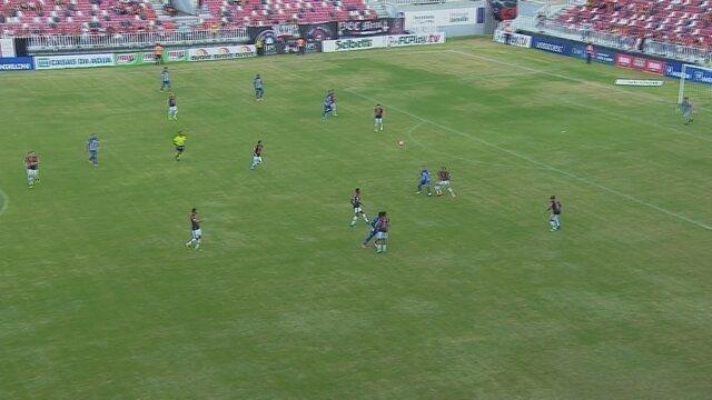 Os gols de Joinville 1 x 1 Avaí pela 2ª rodada do Catarinense 2019