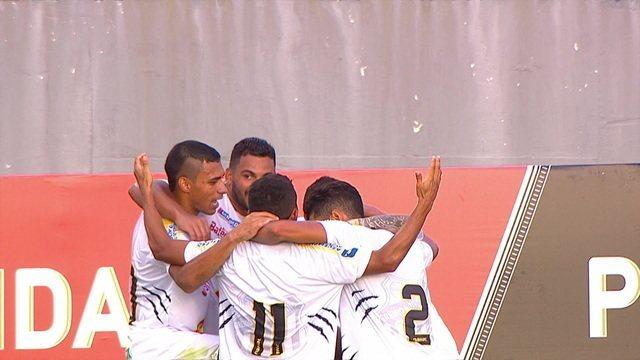 O gol de Ituano 0 x 1 Novorizontino pela 1ª rodada do Campeonato Paulista de 2019