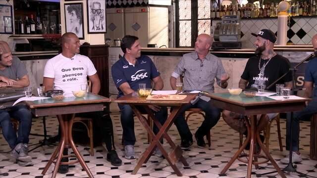 Boteco do Escobar recebe Aloísio Chulapa, Giovane e Tico Santa Cruz