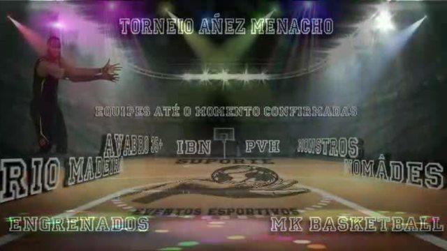 Sete equipes confirmadas para o Torneio de basquete Añez Menacho