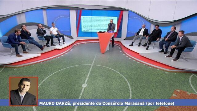 Presidente do Consórcio Maracanã revela detalhes e a posição do estádio sobre confusão na final da Taça Guanabara