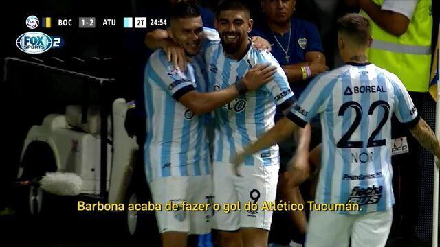 Redação AM: narrador torcedor do Boca se irrita com derrota que praticamente tira time de briga por título argentino