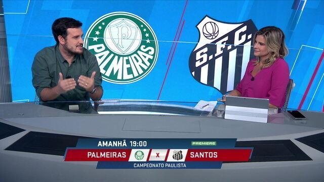 Raphael Rezende compara Palmeiras x Santos a Nadal x Federer