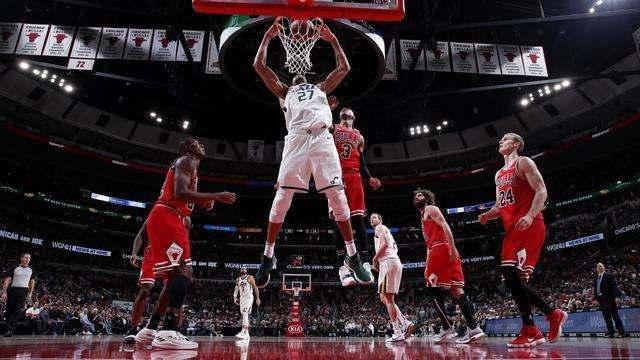 Melhores momentos: Utah Jazz 114 x 83 Chicago Bulls, pela NBA