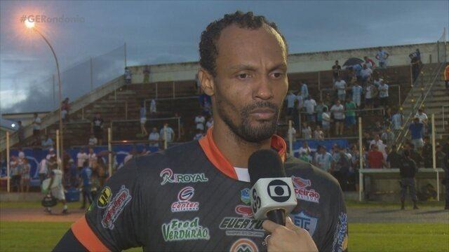 Com placar de 1 a 0 Ji-Paraná garante vaga para próxima fase da competição