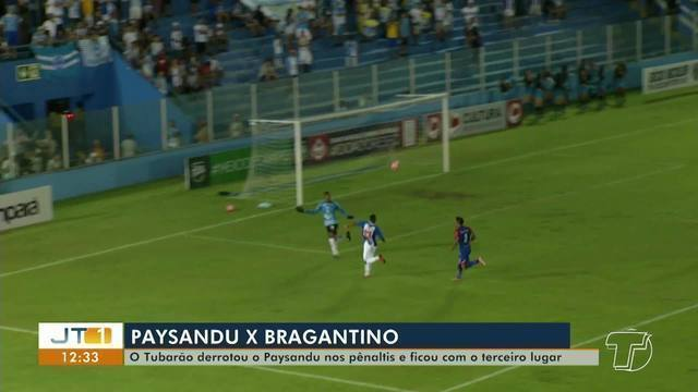 'Esporte no JT': confira os resultados e análise da final do Campeonato Paraense