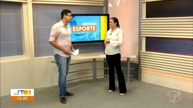'Esporte no JT1': preparação do São Raimundo para a Série D
