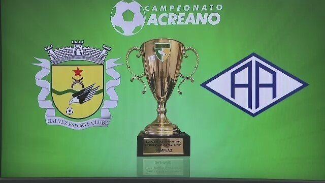 Galvez e Atlético-AC iniciam decisão do Campeonato Acreano 2019 nesta sexta-feira (19)