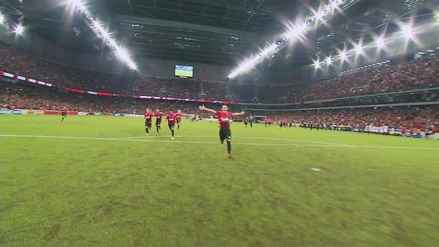 Veja as cobranças de pênalti de Athletico 6 x 5 Toledo na final do Paranaense