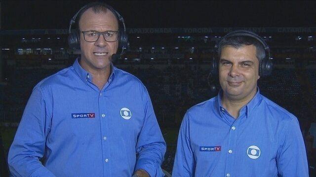Cleiton Cesar e Rodrigo Faraco analisam a decisão do Catarinense