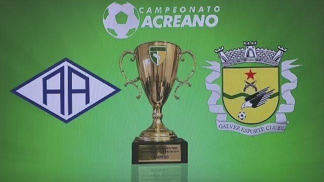 Atlético-AC e Galvez decidem Campeonato Acreano nesta segunda-feira, na Arena da Floresta