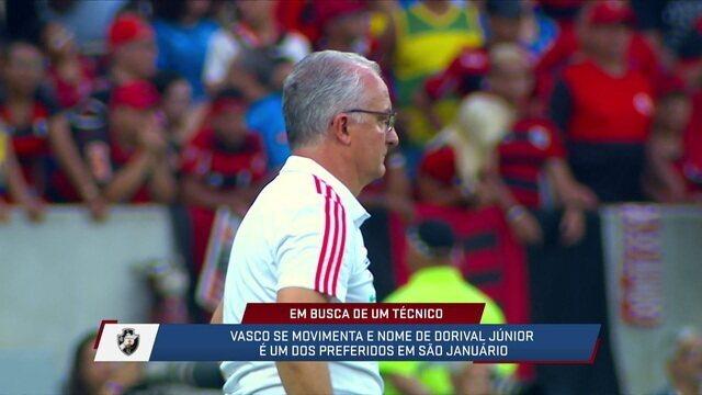 Comentaristas analisam possível chegada de Dorival Junior ao Vasco