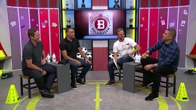 Boleiragem recebe Denilson e Fabiano, ex-São Paulo