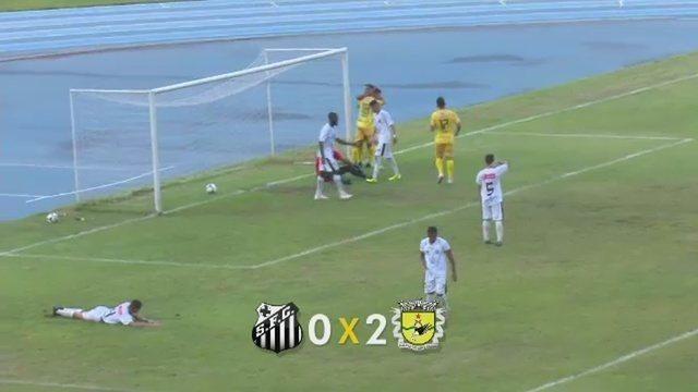 Galvez vence Santos-AP fora de casa e volta a sonha com classificação à 2ª fase da Série D