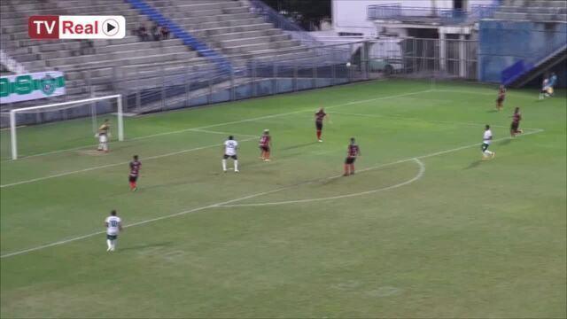 Confira os gols no duelo entre Manaus e Real Ariquemes
