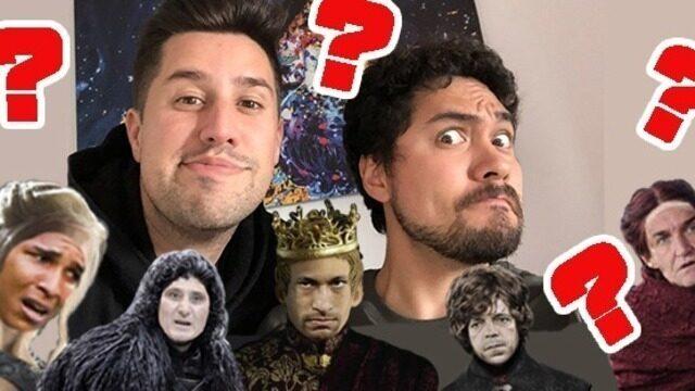 """Chamada de Vídeo #9: quem é quem no """"Jogo dos Tronos""""?"""