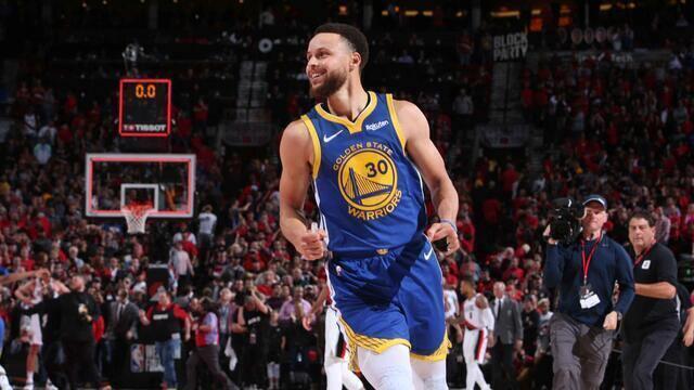 Melhores momentos: Golden State Warriors 119 x 117 Portland Trail Blazers pela NBA