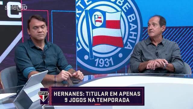 Muricy provoca risadas no Seleção SporTV ao comentar reacão dos técnicos nos jogos