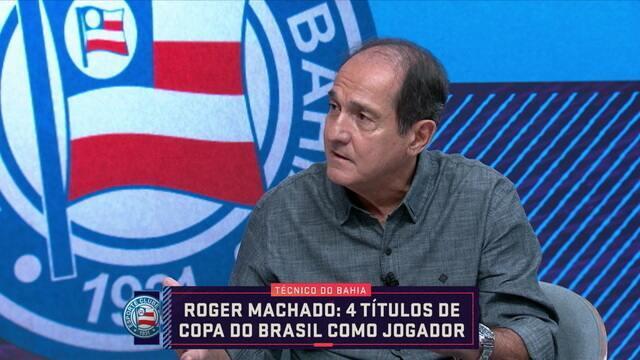 """Muricy elogia Roger Machado: """"Vai ser um grande treinador"""""""