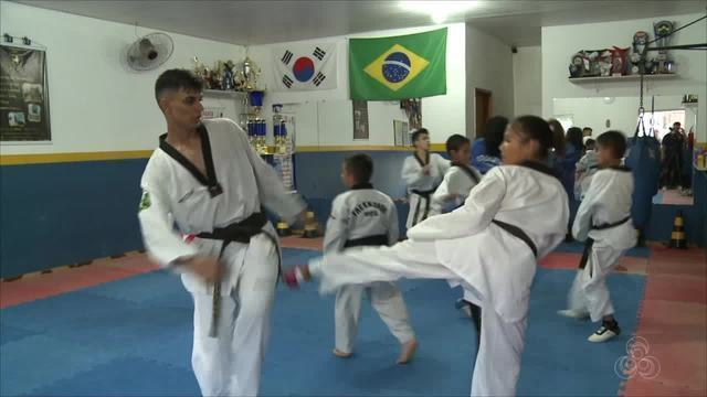 Atletas de taekwondo garantem medalhas na Copa Rondônia