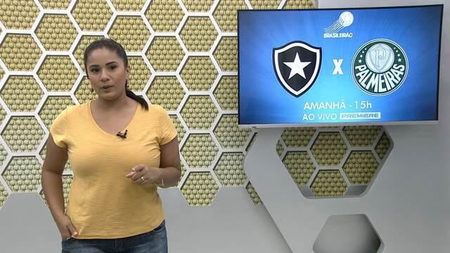 Veja a íntegra do Globo Esporte desta sexta, 24/05/2019