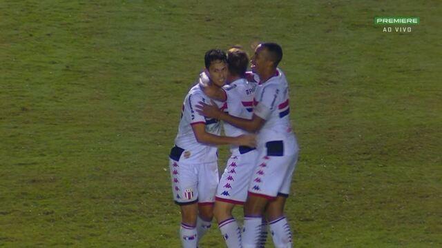 Os gols de Operário-PR 0x2 Botafogo-SP pela 6ª rodada da Série B do Brasileiro