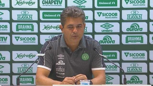 Confira a entrevista coletiva do técnico Ney Franco