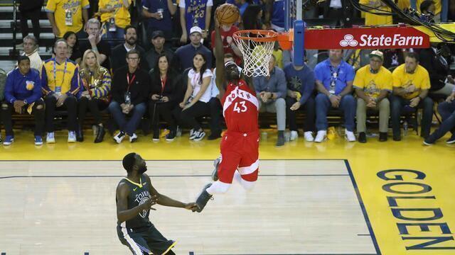 Top 5: Confira as melhores jogadas do último jogo da final da NBA