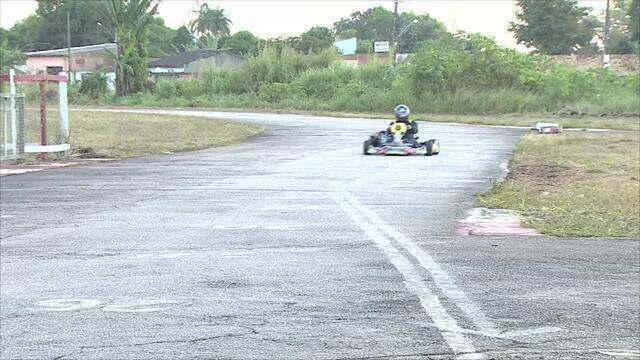 Temporada de Kart aberta em Rondônia