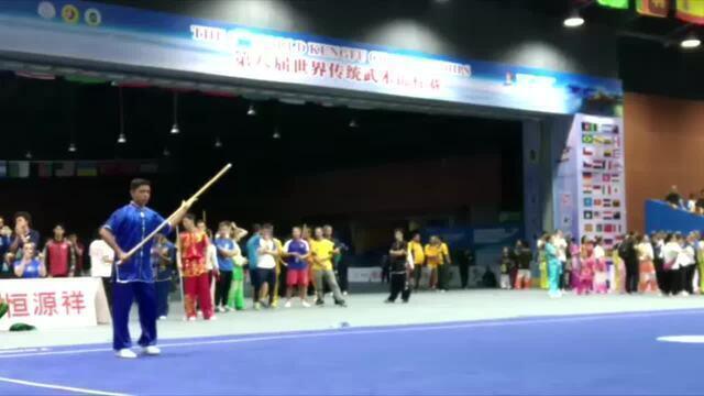 Atleta de Rondônia conquista medalha de bronze em mundial de Kung Fu