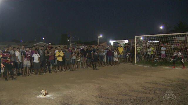 Final da Copa Inverno entre Ravani e Porto Madeira