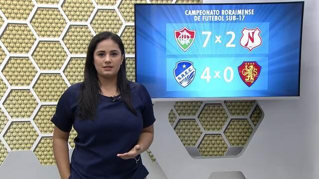 Veja o Globo Esporte RR desta quarta-feira, dia 3 de julho