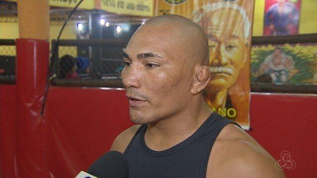 Lutador amapaense se prepara para disputar evento de MMA na Rússia
