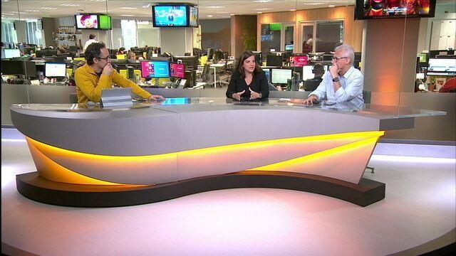 Mesa debate cartão amarelo recebido pelo Ganso