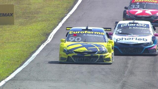 Ricardo Maurício vence a 2ª corrida da etapa de Santa Cruz do Sul da Stock Car