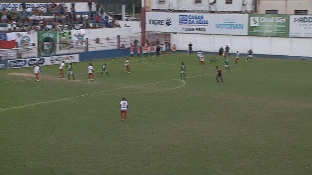 Gols de Brusque 2 x 2 Manaus - Série D do Campeonato Brasileiro
