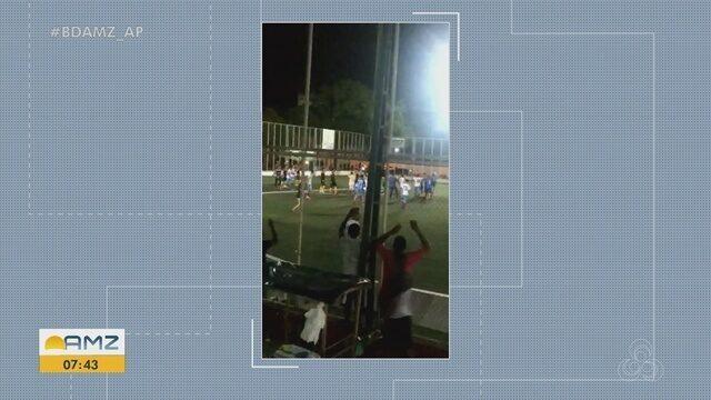 Quênia e Filipinas são eliminadas da Copa do Mundo Marcílio Dias, no AP, por briga