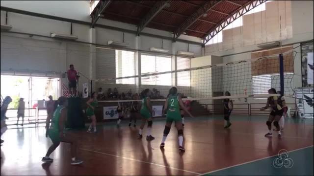 Equipe Fomiagi é campea da 3ª etapa do Torneio de vôlei de base feminina, no Acre