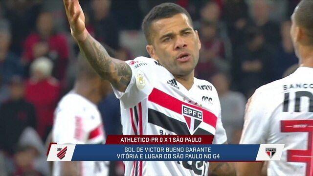 Mesa do SporTV News comenta sobre a atual fase do São Paulo que está no G-4