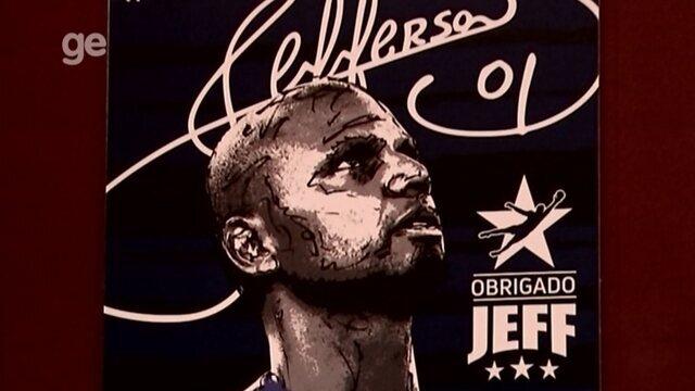 """Jefferson diz que questão racial impediu sequência na Seleção: """"Indiretamente me atrapalho"""
