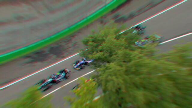 Nova vinheta de abertura da Fórmula 2