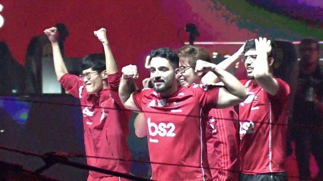 Flamengo vence o Campeonato Brasileiro de League of Legends