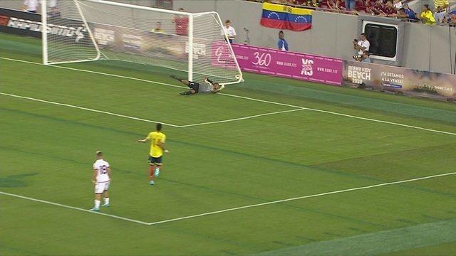 Melhores momentos de Colômbia 0 x 0 Venezuela pelo Amistoso Internacional