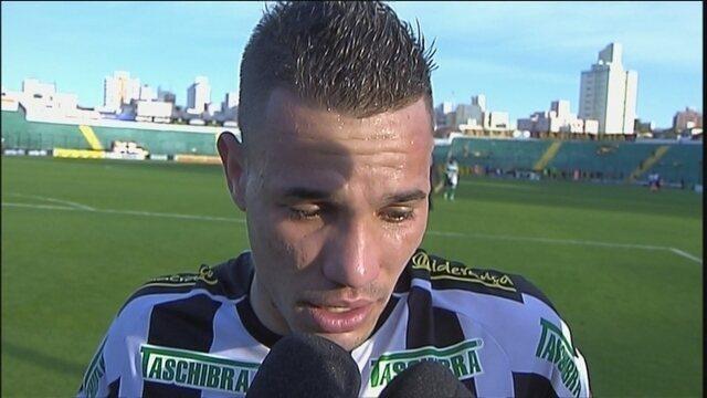 Base decide, e Figueira vence o Sport no Scarpelli