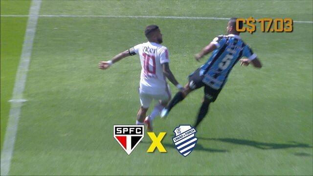 Caio Ribeiro dá dicas para a rodada 19 do Cartola