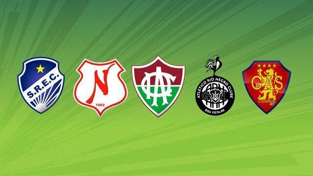 Conheça os times que disputam o Campeonato Roraimense Sub-20 de 2019