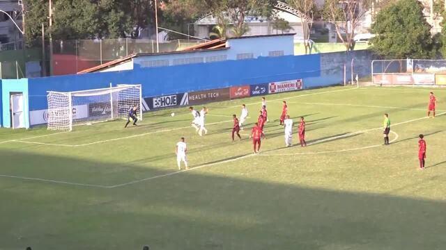 Os melhores momentos de Vitória-ES 1 x 0 Desportiva Ferroviária, pela Copa ES 2019