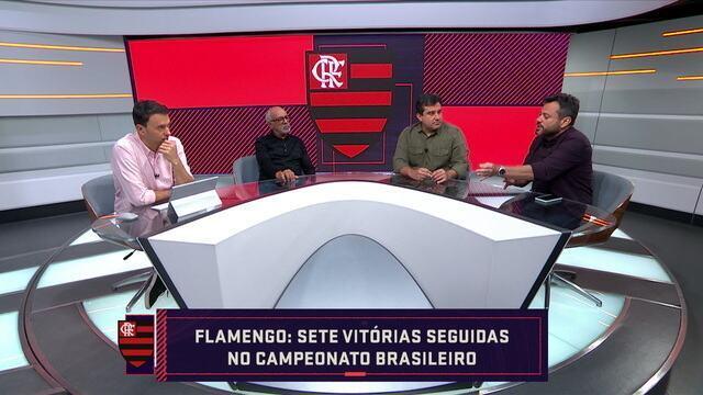 Comentaristas falam sobre a defesa do Flamengo