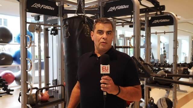 Dr. Luis Fernando Correia fala sobre ganho de massa muscular em idosos
