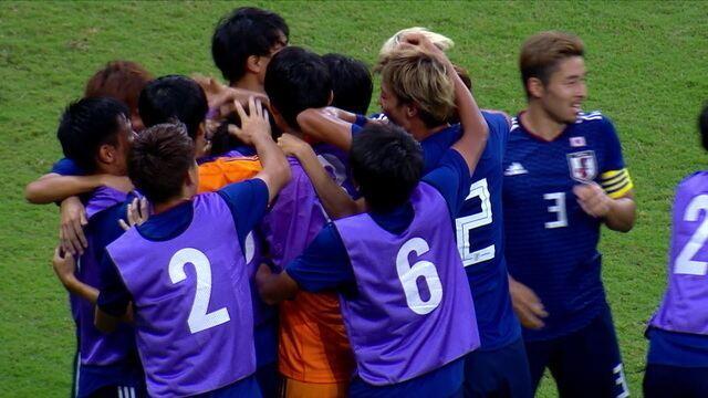 Os gols de Brasil 2 x 3 Japão em amistoso internacional